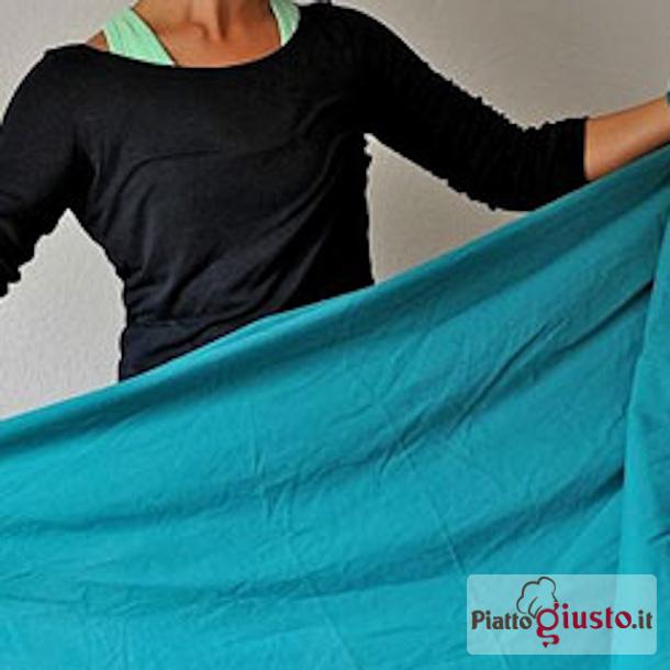 Lo Sapevi Che Le Lenzuola Si Piegano Per Corto Mentre Gli Asciugamani Per Lungo Il Piatto Giustoil Piatto Giusto