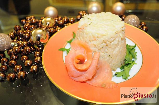 cupolette di riso al salmone