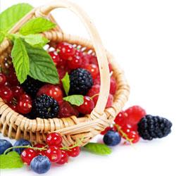 LO SAPEVI CHE i frutti di bosco sono in cima alla classifica americana dei 10 cibi della felicità?