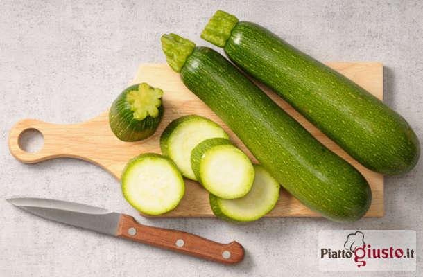 LO SAPEVI CHE le zucchine hanno un'azione diuretica e lassativa?