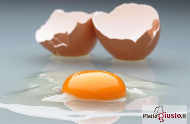 LO SAPEVI CHE se rompi un uovo, il tuorlo resta sempre al centro?