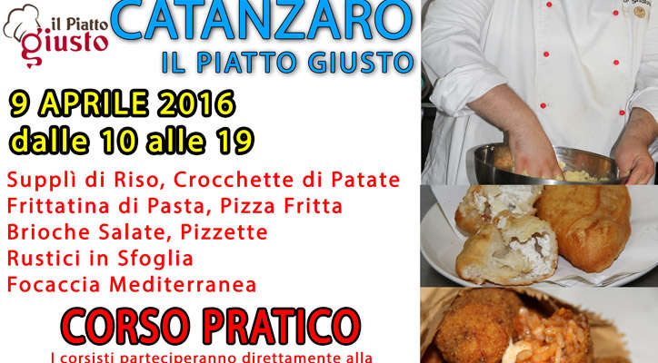 Rosticceria fritta e lievitata:Raffaele Pignataro