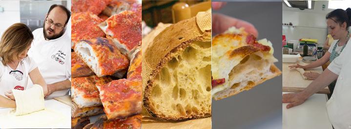 Pane,pizza e pasta madre