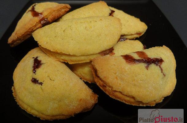 Biscotti di frolla senza burro con olio di semi