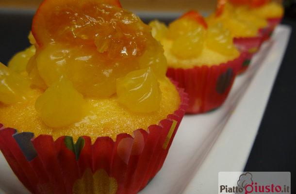 Cape cake ai mandarini