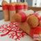 Cartucce con farina di mandorle